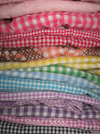 Gingham Aprons