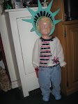Patriotic Hazel