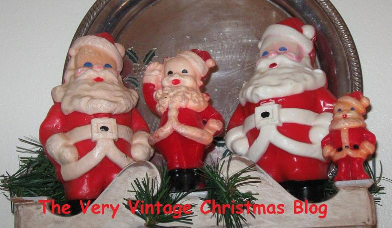 The Very Vintage Christmas Blog