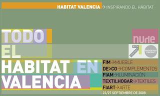 Feria valencia, habitat 2008