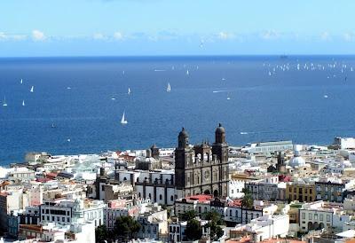 Las Palmas de Gran Canaria pasa el corte para competir por la capitalidad cultural europea 2016