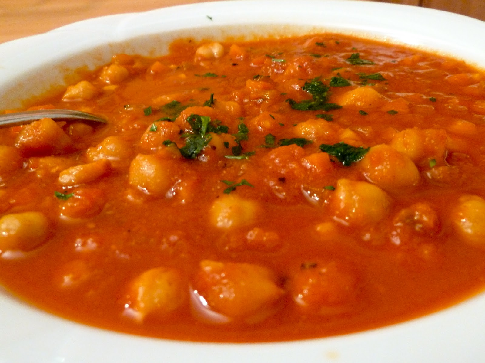 moroccan chickpea soup report moroccan chickpea soup moroccan chickpea ...
