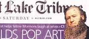 MyRegisblog according to the Salt Lake Tribune