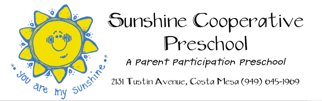 Sunshine Cooperative Preschool