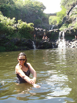 Seven pools at Ohe'o Gulch