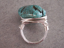Bohemian Cowgirl - The Chunky Ring...