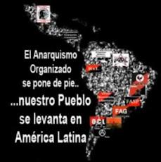 Columna Libertaria Joaquín Penina en ocasión de conmemorar la lucha del pueblo trabajador por el 1º