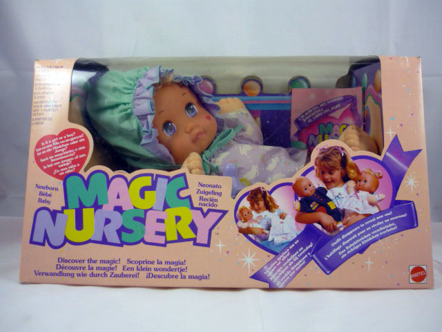 Children of the 90s: Magic Nursery Dolls