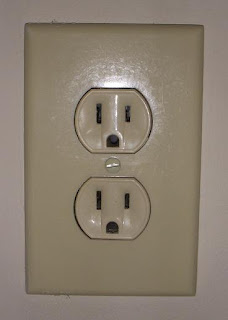 Outlet Cover Replaced