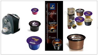 choklad kapslar till caffitaly