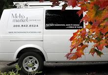 Look for our van...