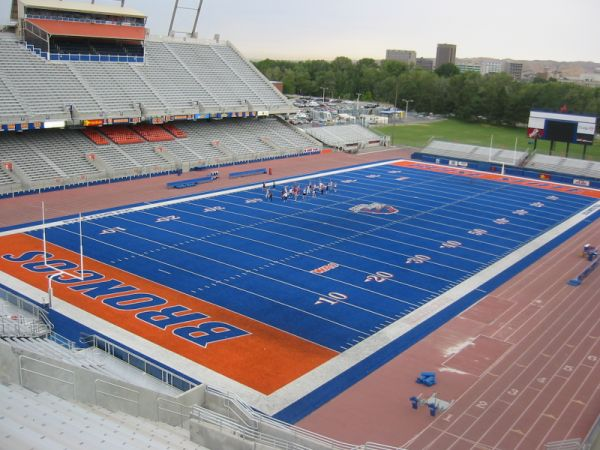 I'm sold on Boise State, but shitcan we get a meaningful game after the