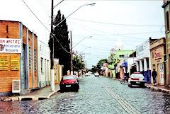 Rua XV deNovembro de Itararé