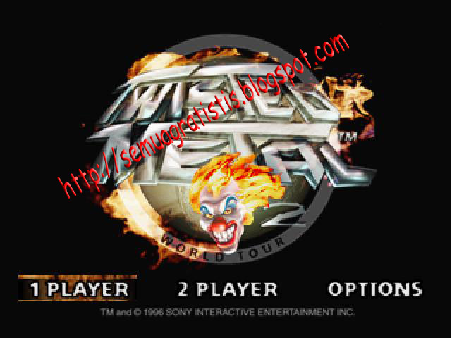 DOWNLOAD TWISTED METAL FOR PC