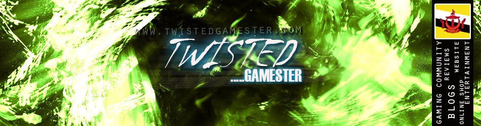Twisted Gamester