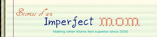 Stories of an Imperfect Mom