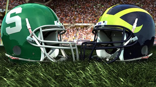 Wolverines Vs. Spartans