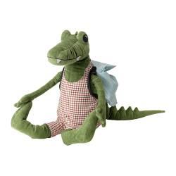 Krokodil på Ikea