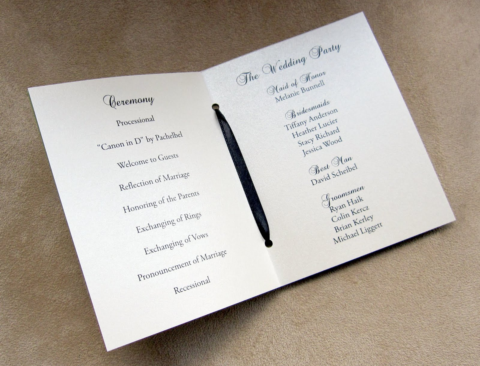 scrapping innovations meredith and joseph wedding booklets with