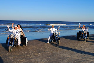 Daytona bike week wedding