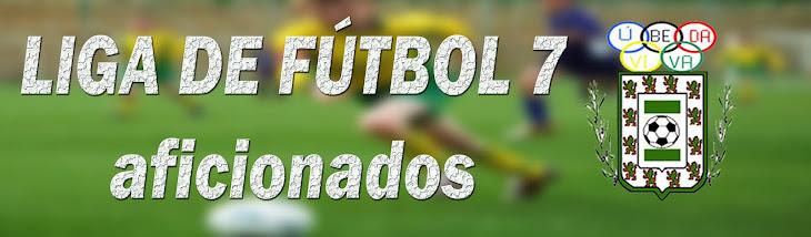 liga de futbol 7 úbeda viva