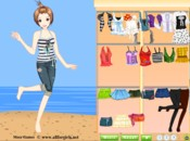 Beach Girl Dress Up