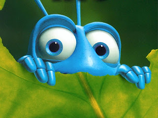 animated movie A bug's life wallpaper
