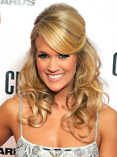 Carrie Underwood Hairstyle Pic