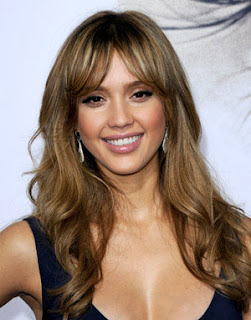 Jessica Alba hairstyle pic