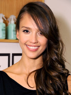 Jessica Alba Hairstyle image