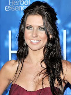Audrina Patridge hairstyle Picture