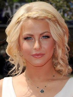 Julianne Hough Hairstyle Poster
