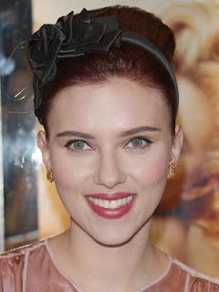 Scarlett Johansson Hairstyle's Photo