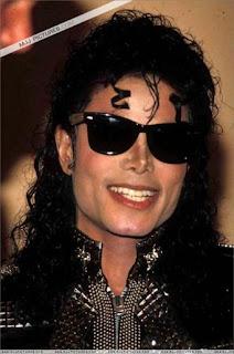 Micheal Jackson Dangerous Hairstyle