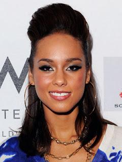 Alicia Keys Beautiful Image