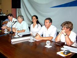 Primera reunión plenaria 2007 de Comisiones Vecinales