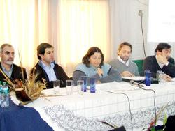 Exitosa reunión de trabajo en Masoller