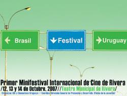 Primer Mini Festival Internacional de Cine de Rivera