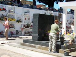 Intendencia apronta cementerios para el próximo día de Finados