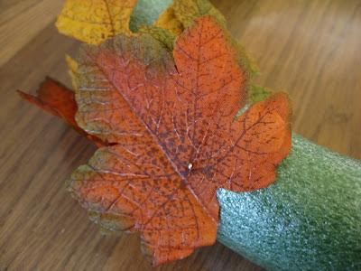 Creative Autumn gift melancoly
