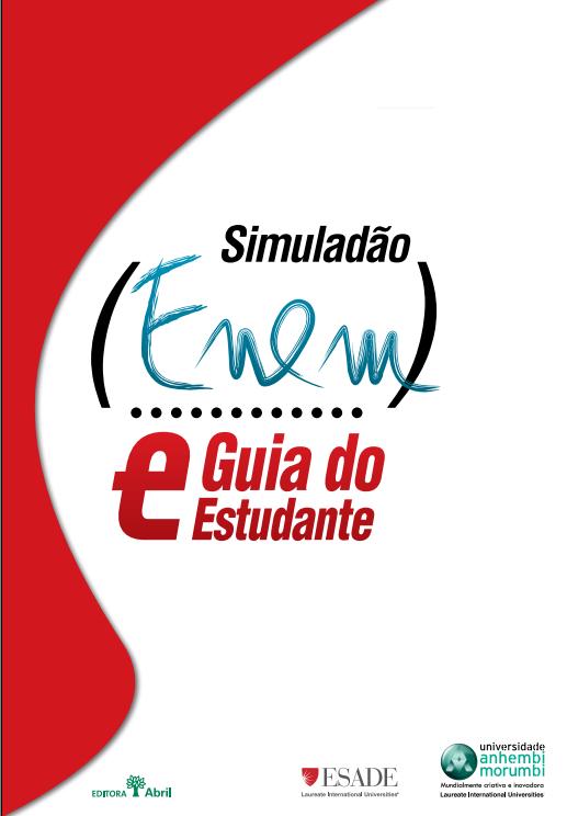 [Simulado+ENEM+2009+-+Guia+do+Estudante]