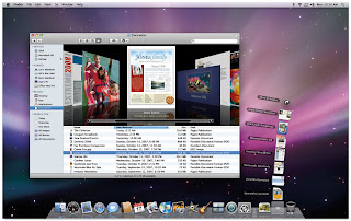 izos Mac OS X Leopard 10.5.7 v7 para PC INTEL/AMD