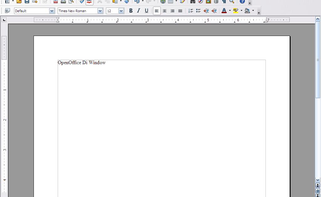 Ubuntu Untuk Malaysia Openoffice Di Windows