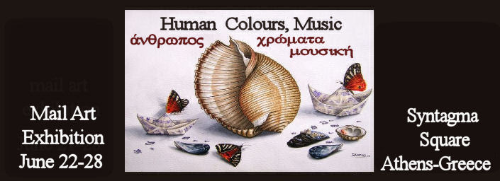 Human, Colours, Music