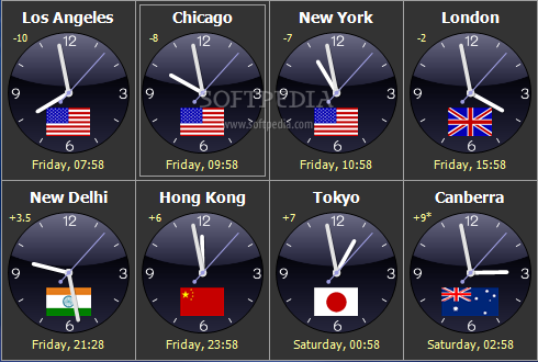 Sharp World Clock 4.84