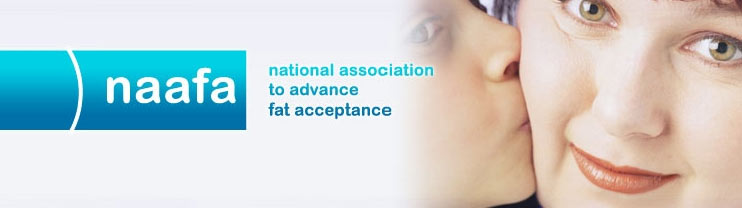 from Anthony the national association to advance fat acceptance