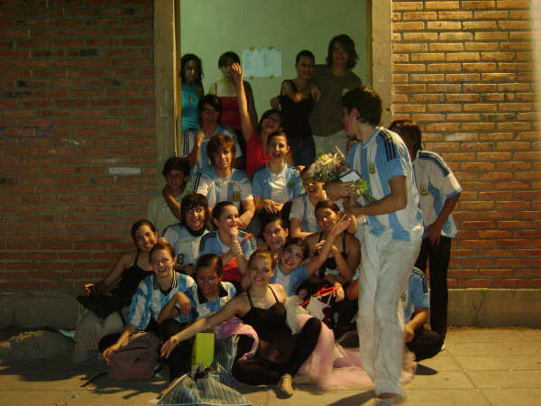 La ultima funcion - 2007