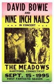 NIN & Bowie - Live Hate