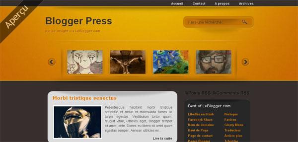 Blogger Press