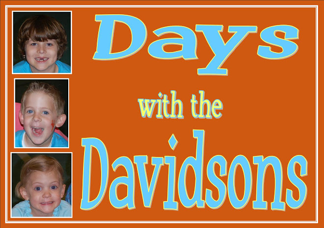 Days with the Davidsons